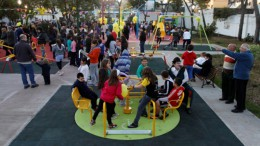 Plaza Jardín de Villa del Parque