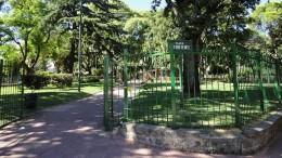 Plaza Aristóbulo del Valle