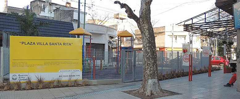 Plaza Villa Santa Rita
