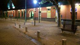 Estación de Villa del Parque