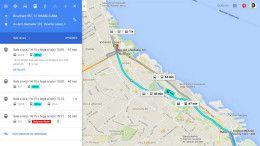 Google maps caba