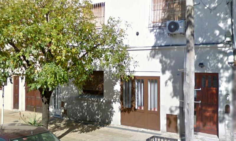 Casa donde vivió Julio Sosa en Villa del Parque
