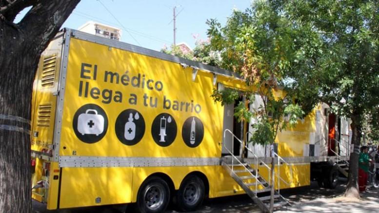 Unidad Sanitaria Movil