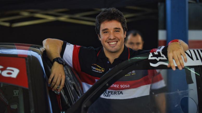 Lucas Guerra, Piloto.