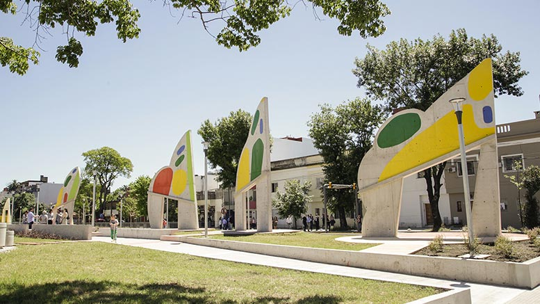 Plaza Monroe
