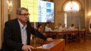 subsecretario de Obras del Ministerio de Desarrollo Urbano y Transporte del GCBA, Marcelo Palacio