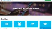 Ministerio de Modernización