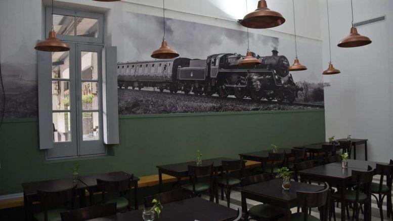 Bar estación Villa del Parque