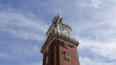 Guardian Reloj Ciudad