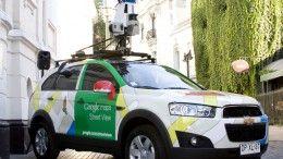 Modelo similar al vehículo de Google Maps Street View que recorrerá la Ciudad