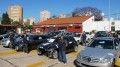 Los vehículos robados tienen un valor cercano a los 3 millones de pesos