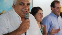 Carlos Guzzini Presidente de la Junta Comunal 11