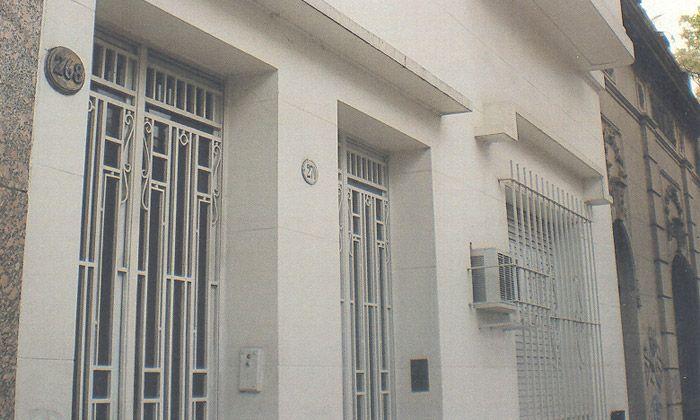 Casa donde nació Jorge Bergoglio