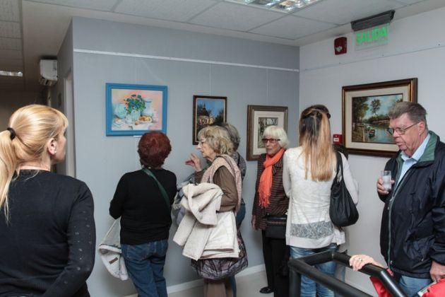 Muestra de arte comunal 11