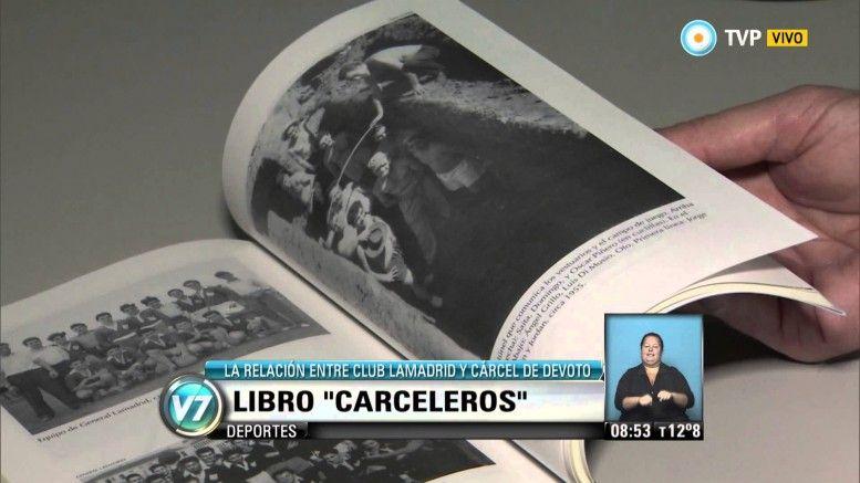 Libro Carceleros