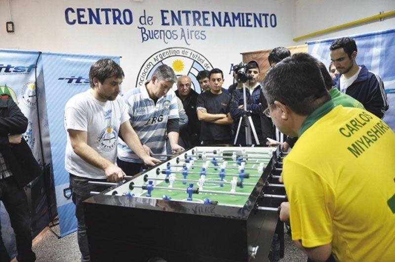 Campeonato Sudamericano de Metegol
