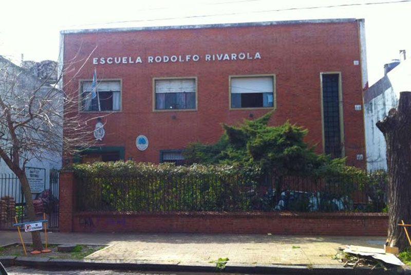 Escuela Rodolfo Rivarola