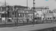 Estación Villa del Parque, año 1960