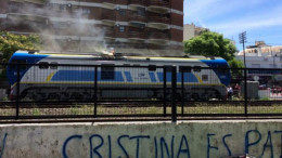 Locomotora San Martin