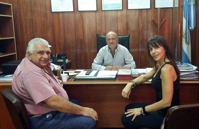 Reunion por seguridad plaza villa del parque