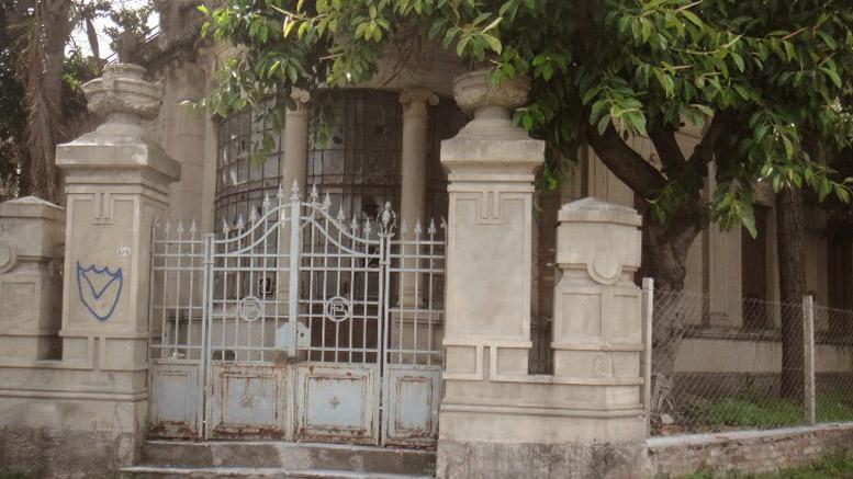 Casa donde vivió Francisco Beiró en Devoto