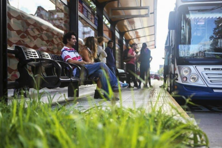 Metrobus Av. San Martín