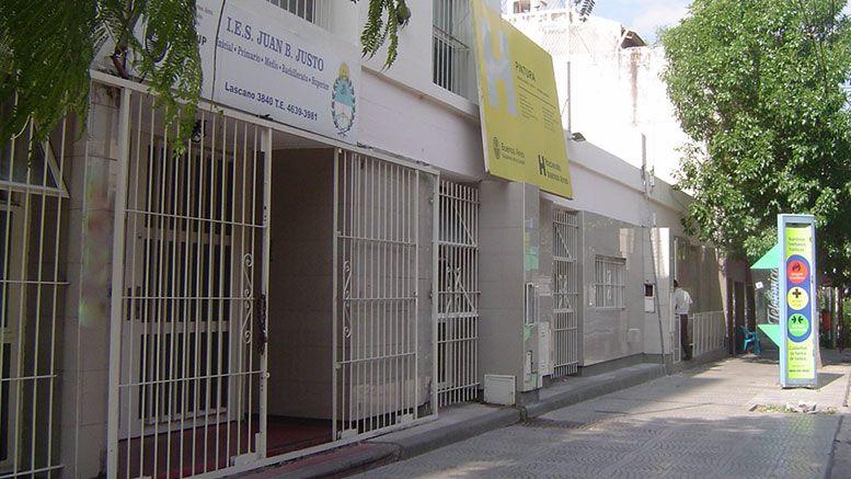 Colegio Juan B. Justo