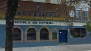 Club Pacífico fachada