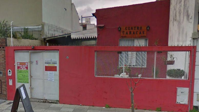Centro de Jubilados Caracas