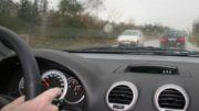 Manejar con lluvia
