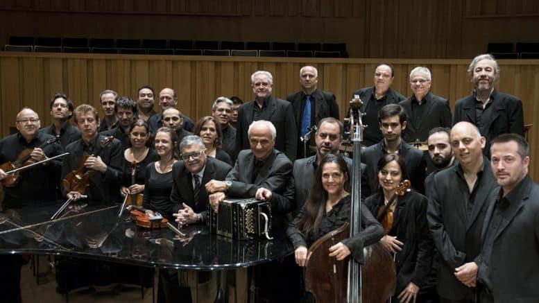 Orquesta del tango