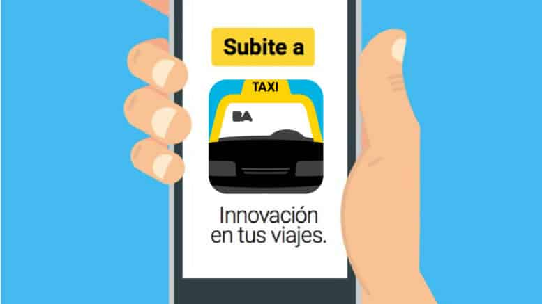 App Buenos Aires Taxi