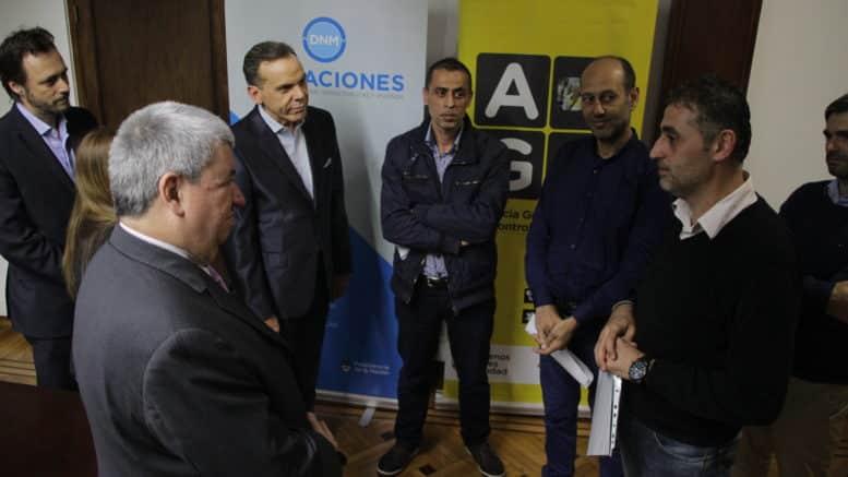 La AGC capacitó a integrantes del programa Siria
