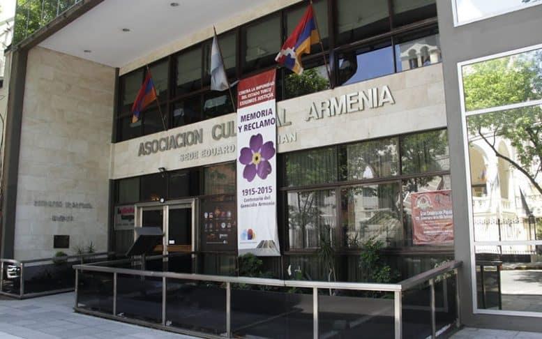 La Asociación Cultural Armenia