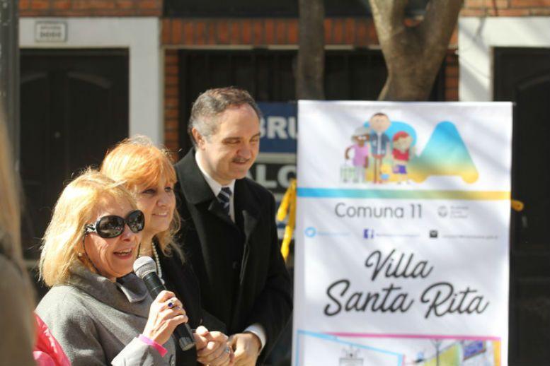 Villa Santa Rita 128 años