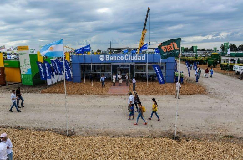 Banco Ciudad en la ExpoAgro