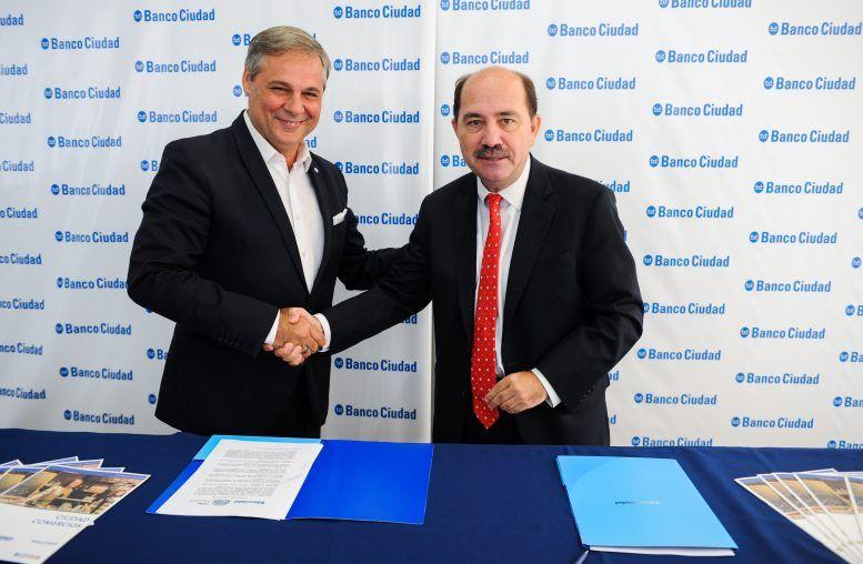 Acuerdo FECOBA banco Ciudad