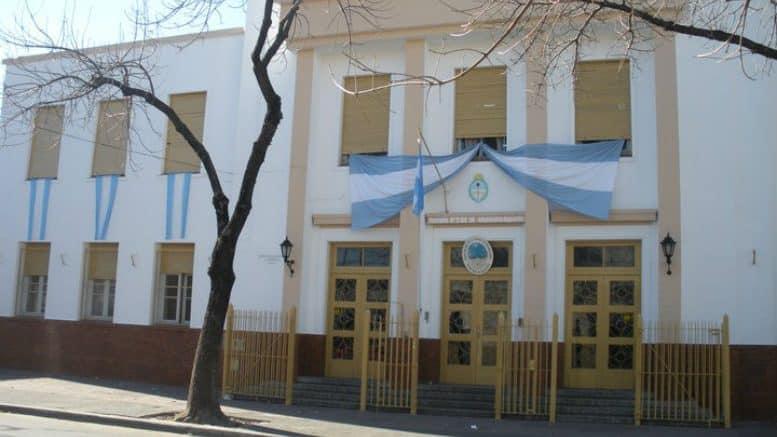 colegio público Alejandro Aguado