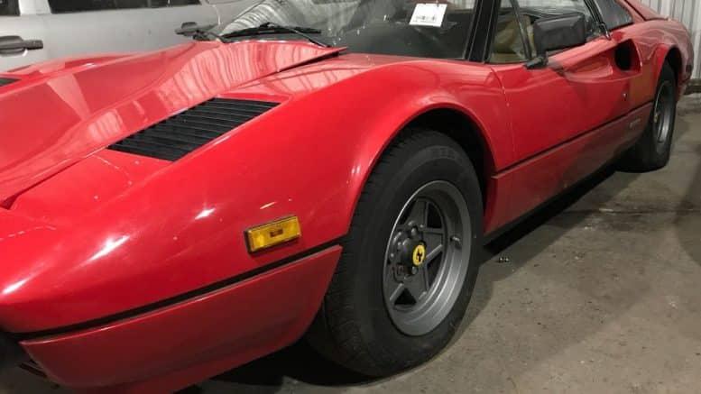 Ferrari record Argentina