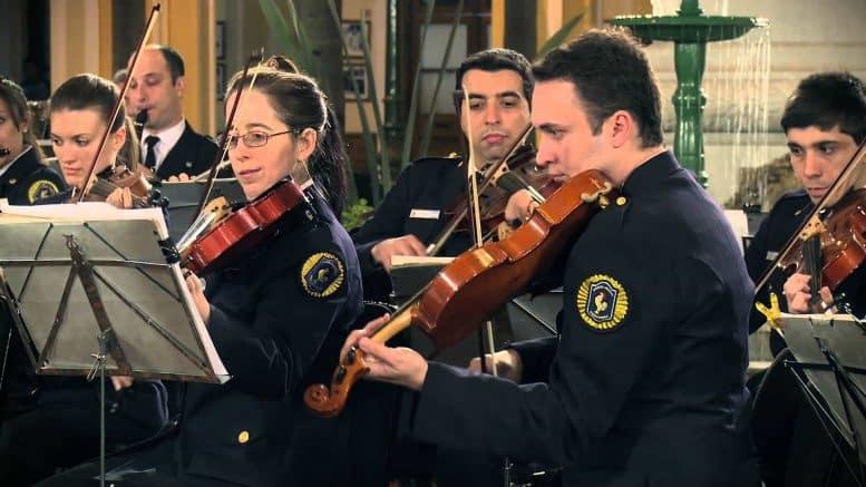 Orquesta Sinfónica de la Policía Federal Argentina