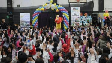 Día del Niño Comuna 11