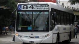 Línea 84