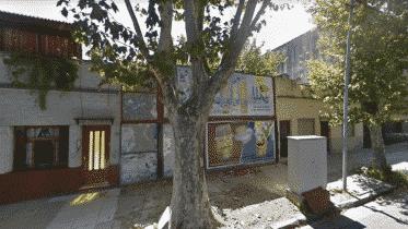 Plaza educativa en Villa Devoto