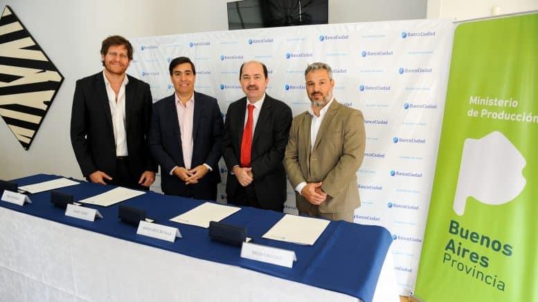 Acuerdo para potenciar el desarrollo de las MiPyMEs del AMBA