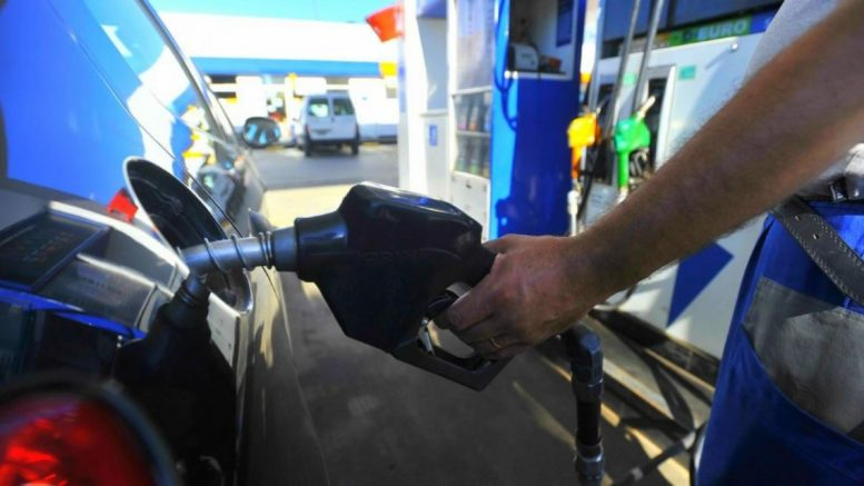 Nafta YPF Combustible