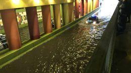 Tunel Av. San Martin