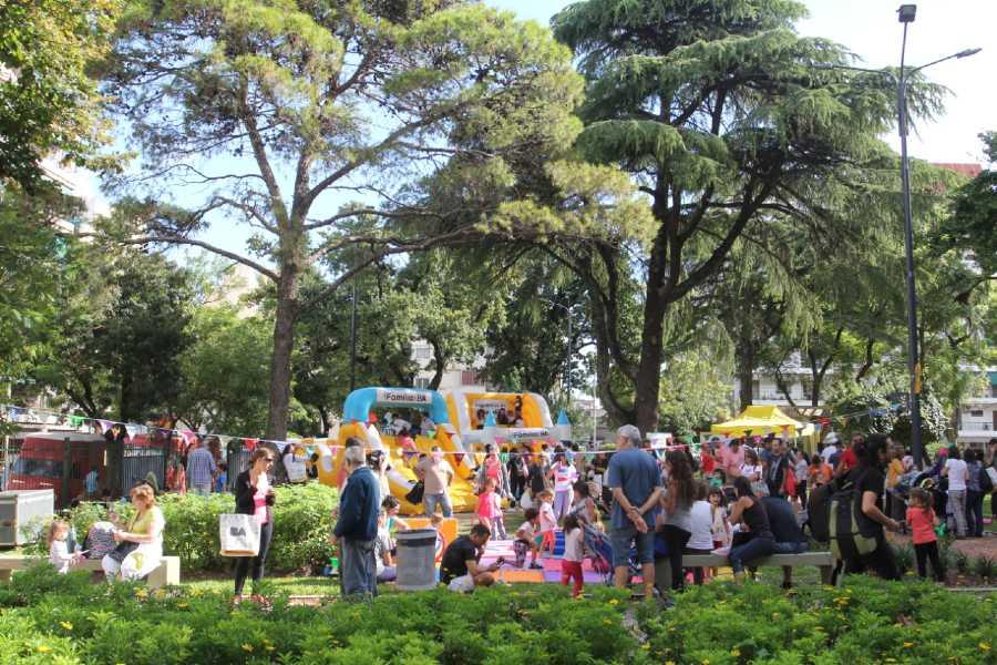 Buenos Aires Activa Villa del Parque
