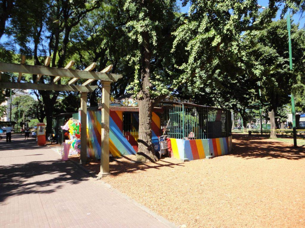 Plaza Villa del Parque