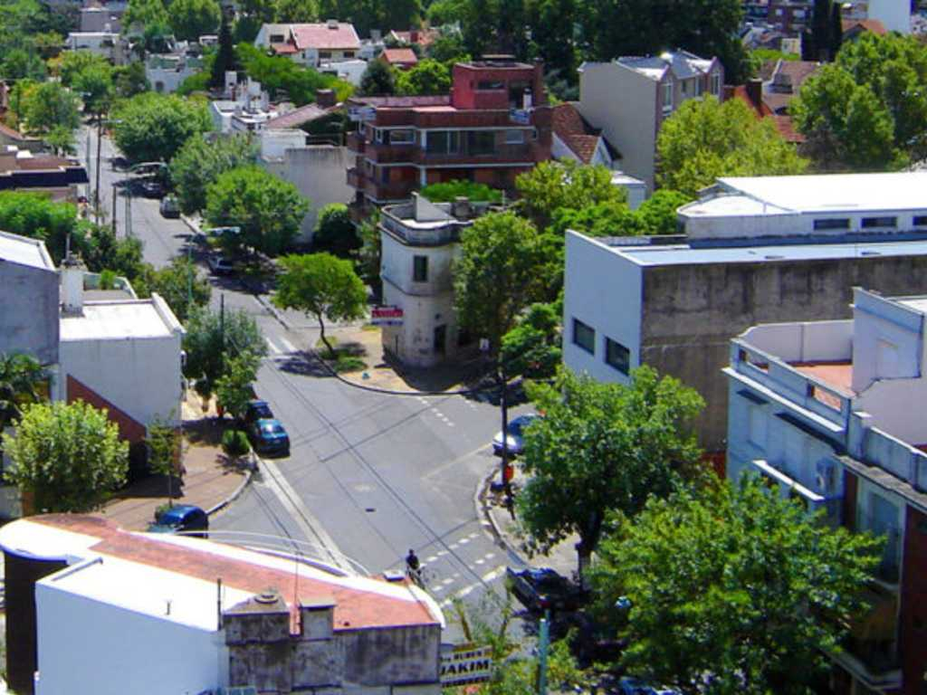 Arbolado Villa Devoto