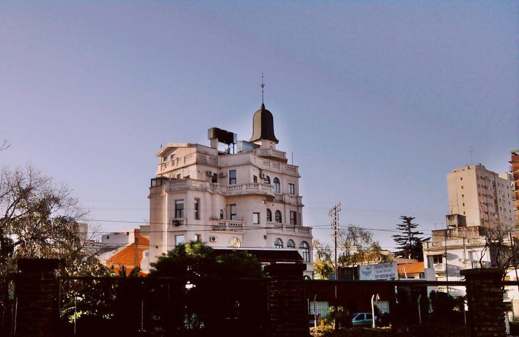 Castillo Villa del Parque